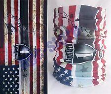 Bandana Kopftuch Harley Schal Skull Halstuch Tuch Multifunktionstuch Biker USA