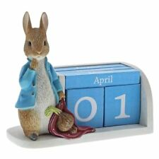 UFFICIALE Beatrix Potter Peter Rabbit calendario perpetuo da tavolo-Boxed