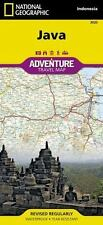 Java, Indonesia - (Nat Geo) Adventure Map #3020