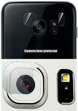ORIG cámara objetivamente & rayo lente HD + cristal blindado para Samsung Galaxy s6 Edge Plus