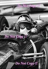 Pedro Rodriguez BRM P133 Grand Prix de Mónaco 1968 fotografía 2