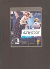 SINGSTAR HITS !!! Le Plus Complet de la Série. VERSION PROMO SONY PS3 NEUF
