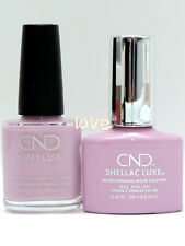 CND SHELLAC Gel Color Matching Polish 309Luxe & Vinylux- Coquette
