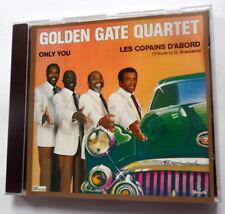 GOLDEN GATE QUARTET CD Only You: Les Copains D'Abord GERMAN Import GOSPE KZcd131