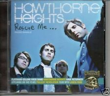 (725Q) Hawthorne Heights, Rescue Me - DJ CD