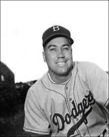 Duke Snider #1 Photo 8X10 - Brooklyn Dodgers