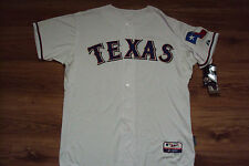 Texas Rangers Nuevo Mlb Majestic Authentic Cool Base Jersey De Juego