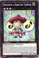 Temtempo il Djinn dei Tamburi YU-GI-OH! SP14-IT029 Ita COMMON 1 Ed.