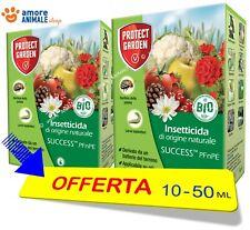 Bayer SUCCESS → 10 / 50 ml - Insetticida BIOLOGICO con Spinosad per Orto Frutta