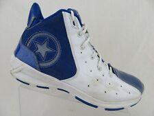 CONVERSE D-Wade White/Blue Sz 11.5 Men Basketball Shoes