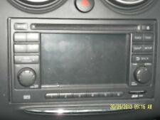 NISSAN ROGUE A/V Equipment receiver, AM-FM-CD-navigation ,11 12, 13I0822