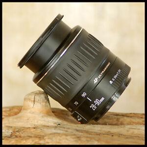 FREE UK POST Canon EOS EF Digital 28 90mm Mk2 USM AF Wide Standard zoom lens
