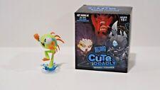 Loot Crate Cute But Deadly Series 1 Green Murloc Figure World of Warcraft