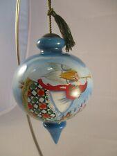 Ne Owa Art Jim Shore Angel Ornament #863