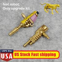 Multiple Ways Play Intestine Gun tail gun Weapon Upgrade Kit For Kingdom Cheetor