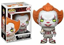 Funko FUN20176 It (2017) Pennywise with Boat 3.75in. Pop Vinyl Figure