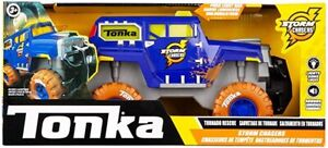 Tonka Storm Chasers TORNADO RESCUE Lights & Sound Play Vehicle **NEW**