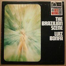 LP Luiz Bonfa – The Brazilian Scene Holland Fontana Nm Latin JAzz