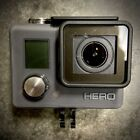 Used GoPro HERO waterproof 1080P 5MP HD Sport Action Camera Camcorder accessory