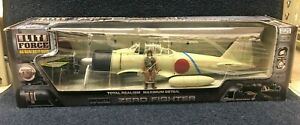 BBI Elite Force WWII A6M2-21 Zero Fighter V-103 1/18 No 001094