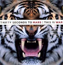 Thirty Seconds To Mars THIS IS WAR 3rd Album GATEFOLD 30 New Vinyl 2 LP+CD