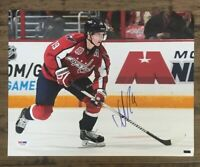 NICKLAS BACKSTROM Signed Auto 11x14 Hockey NHL Photo PSA/DNA AB18099 Capitals