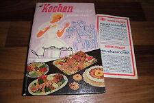 Lore Häfner -- KOCHEN LEICHT GEMACHT // 1458 Rezepte / 1. Auflage 1956