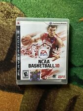 NCAA Basketball 10 (Sony PlayStation 3, 2009) RARE!!!