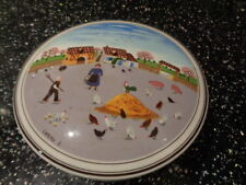 VILLEROY & BOCH DESIGN NAIF 3 FARMYARD LARGE TRINKET BOX