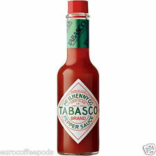 Tabasco Pepper Sauce 350ml, Large Bottle, Mcilhenny Co. Long 4 Years Expiry date