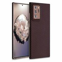 Case Compatible with Samsung Galaxy Note 20 Ultra - Strong Solid Aramid