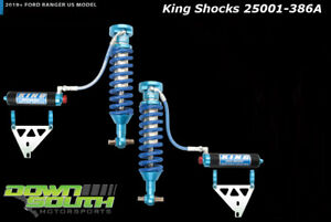King Shock Front STD Travel Kit for 2019 + USA Ford Ranger Model 25001-386A