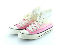 Converse All Star Chuck Taylor Hi Photo Real Sunset Pink White Gr. 37,5 / 38,5