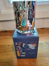 DIPTYQUE 2020 NEW Christmas Holiday Lantern Candle Topper Spinner Leaping Animal