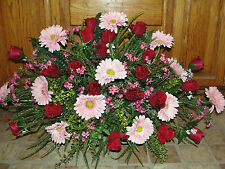 Specialist in Custom Gravestone Flowers Any Season Price Size Home and Event