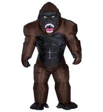 Costume Carnevale Adulto Autogonfiante, Gorilla  PS 10663