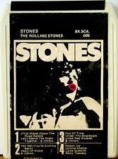 THE ROLLING STONES Stones  8 TRACK CARTRIDGE
