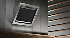 Airforce F113 100cm Cooker Hood Stainless Steel and Black Glass & Touch Control