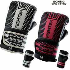 Fighter Speedy Boxing Gloves Sparring Muay Thai MMA Karate Punch Training Mitts