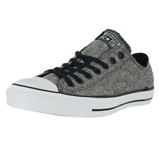 Converse CT All Star Low Top 146627F Black White Mens US size 4, UK 4