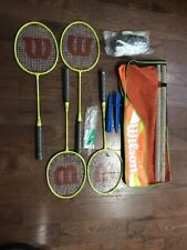 Wilson Badminton Set