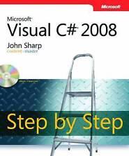 Microsoft Visual C# 2008 Step by Step-ExLibrary