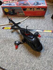 Black Thunder Helicopter