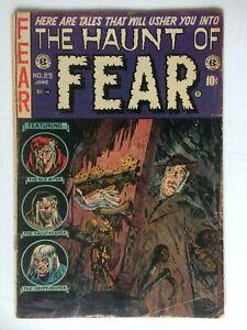Haunt of Fear #25, UNRESTORED, nice
