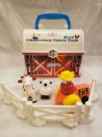 Fisher price family play farm