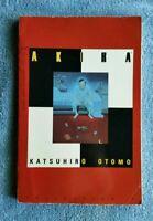 AKIRA Collection 💊 Book 1 FULL COLOR Trade Paperback RARE Otomo Manga TPB OOP