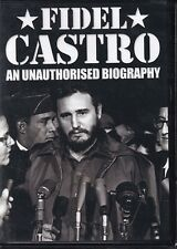 FIDEL CASTRO: An Unauthorised Biography (DVD 2018) (M)