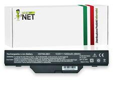 Batteria per HP COMPAQ 615 6720s 6730s 6735s 6820s 6830s 550 610 [5200mAh]