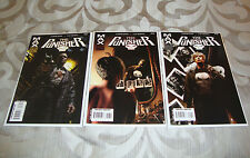 The Punisher #47-49 (2007) Marvel Max Comic Lot Of 3, VF To NM