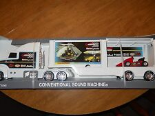 Nylint 9426-Z Briggs Motor Sports Toy Truck with Mini Baja in Trailer  Yr.2000